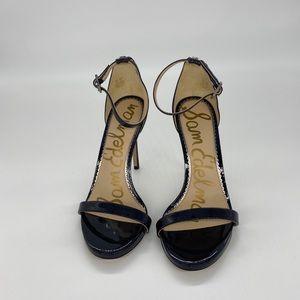 Sam Edelman Ariella Ankle Strap Sandal Sz 8